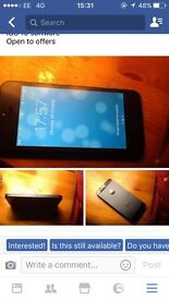 ******** £100 iPhone 5 16gb EE