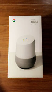 Brand new google home personal assistant