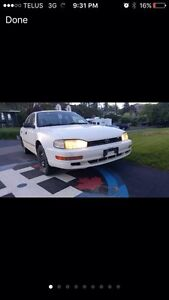 1992 Toyota Camry parts car