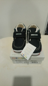 Brand New Geox Respira Shoes – Toddler - Size 8.5