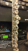 Totally renewed Gemeinhardt M2 flute with Case & Cleaning Rod