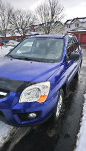 2009 Kia Sportage LX-Convenience SUV - One Owner Low Mileage