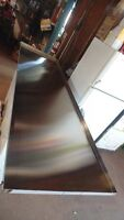 NEW Food grade stainless counter top