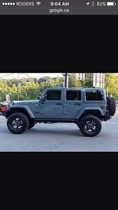 WANTED: 2012-2014 Jeep Wrangler Rubicon