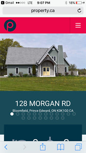 Country Craftsman Home for Sale in Prince Edward County Ontario
