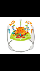 Exerciseur-sauteuse fisher price parfaite condition