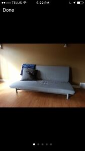 Combo sell: 1 queen mattress set and 1 sofa bed