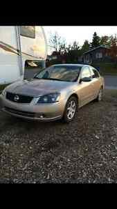 2005 Nissan Altima Other