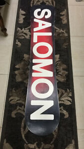 2013 Salomon Drift Rocker Snowboard