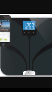 Brand new Bluetooth smart scales