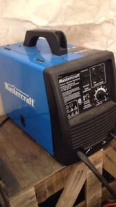 80 Amp Mig and Flux core arc welder