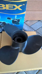 Propeller -New Solas Aluminum Propeller