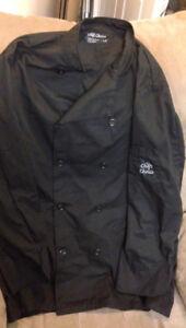 **NEW** long sleeve chef coat