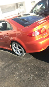 Mazda 6 GT 2005 part out