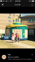 Start your own Bouncy Castle rental company