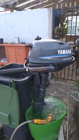 Yamaha 4hp 4 stroke