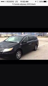 Honda Odyssey 2012 EX res