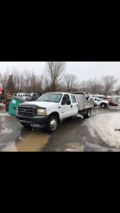 Ford F-450 dompeur 1999