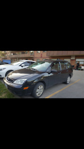 2007 Ford Focus Wagon NEED GONE ASAP NO PARKING
