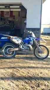 STOLEN YZ AND RM 250