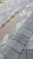 Roofing repairs for reasonable prices.