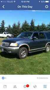 2000 Ford Expedition SUV, Crossover parting out
