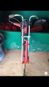 Hilti stand up drill Kitchener / Waterloo Kitchener Area image 1
