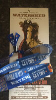 WATERSHED TICKETS+CAMPING