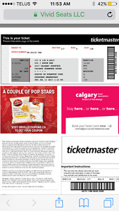 2 Calgary Stampede Rodeo Tickets for Thursday July 13th 2017