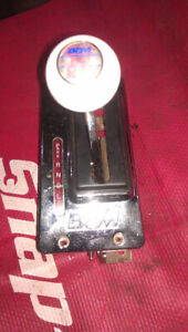 "B&M ""Quicksilver ""2 Speed Auto"" (Shifter, Knob, Plate Only) USED"