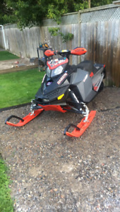 2008 ski-doo 600 sdi with after market parts $6,200 OBO