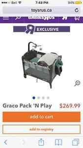 GRACO PACK 'N' PLAY