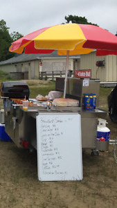 Be Your Own Boss - Hotdog Cart Business for sale