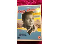 Cliff Richard classic collection DVD 5 discs