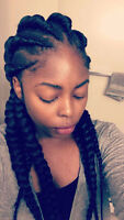 Braids for $60-$70. Very Affordable Hair Stylist