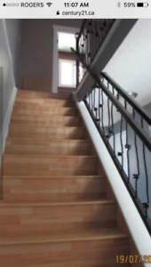 Renovated duplex for rent in spruce grove