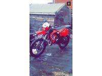 Super moto moped mrx reiju