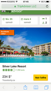 Silver lake resort