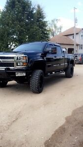 Custom lifted 2014 Chevy  Stratford Kitchener Area image 8