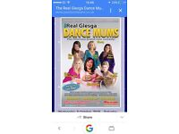 Real glasga dance mums two tickets