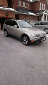 2009 BMW X3 NO ACCIDENTS, NO CLAIMS, CLEAN