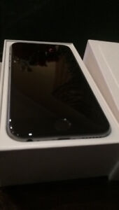 BLACK IPHONE 6 PERFECT CONDITION with BOX