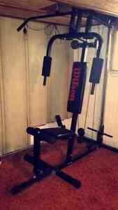 Wilson Free Weight Home Gym Equipment