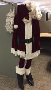 Santa Claus Suit-rental