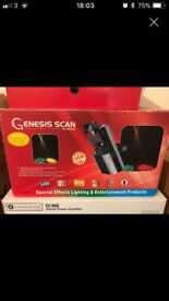 Acme Genesis Scan LED 20W DJ Light