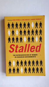 STALLED The Representation of Women in Canadian Governments