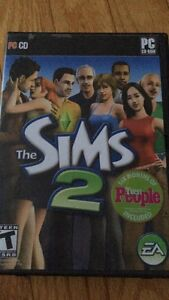 PC games sims and roller coaster tycoon