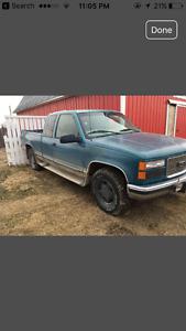 1997 GMC Sierra 1500 Pickup Truck