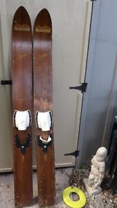 WATER SKIS VINTAGE (Delete when Sold)