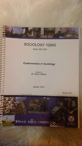 Controversies in Sociology Sociology 1026G